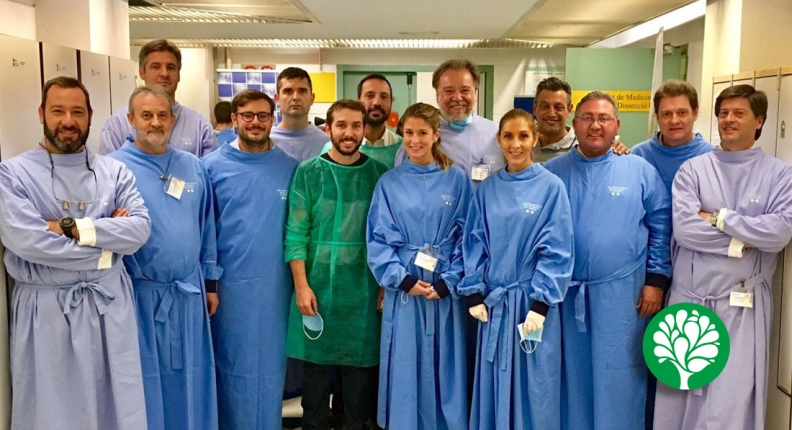 Curso práctico de implantología dental Eckermann